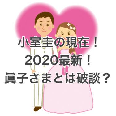 [2020最新]小室圭の現在と近況!眞子様との結婚は破談?アメリカ移住計画?