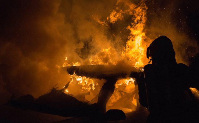 赤坂インターシティairの火災の原因を特定?なぜ地下駐車場で発火?現在の現場状況も【動画】