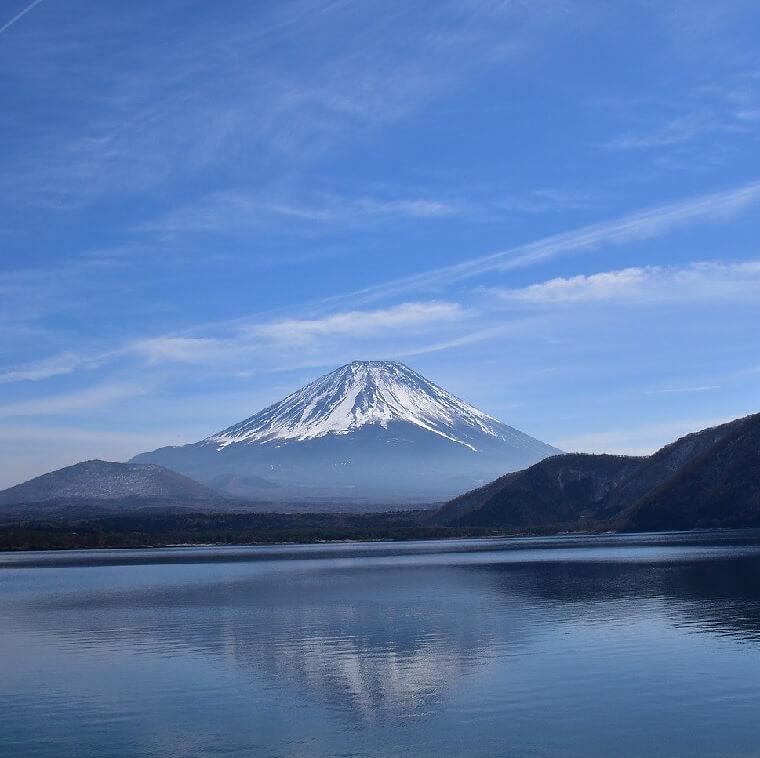 NASAも観測している富士山の降雪。静岡は取水制限